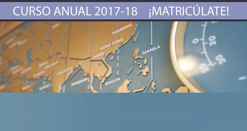 Curso anual 2017-18