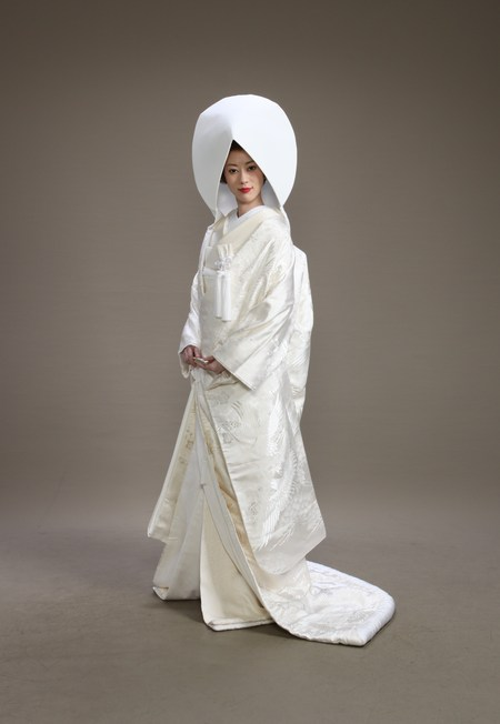 novia tradicional japonesa