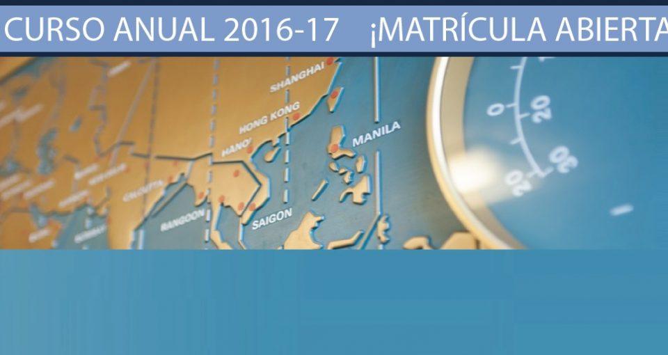 Curso anual 2016-17