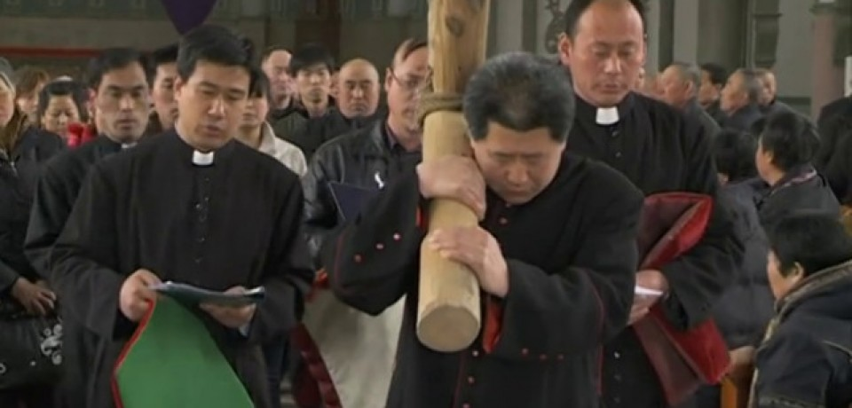 Semana Santa en China